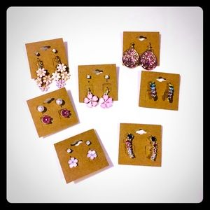 Boutique Starter Bundle! All new sets of earrings